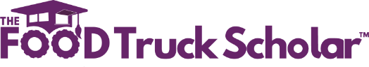 The Food Truck Scholar Logo